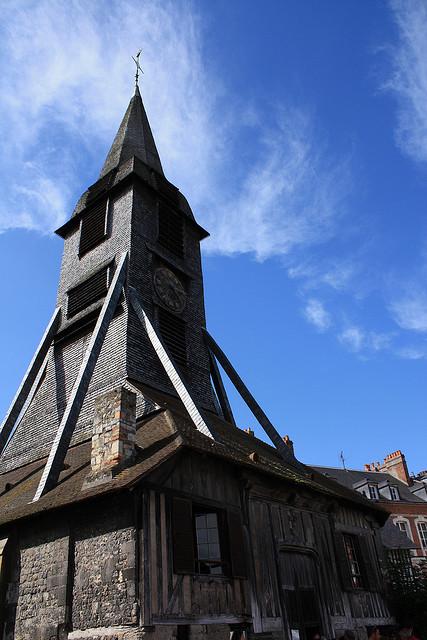 la cloche de Honfleur (licence CC par kiki follettosa) - TML Voile