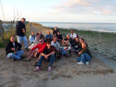 """L 'unité des """"litres"""" à Sword Beach - TML Voile"""