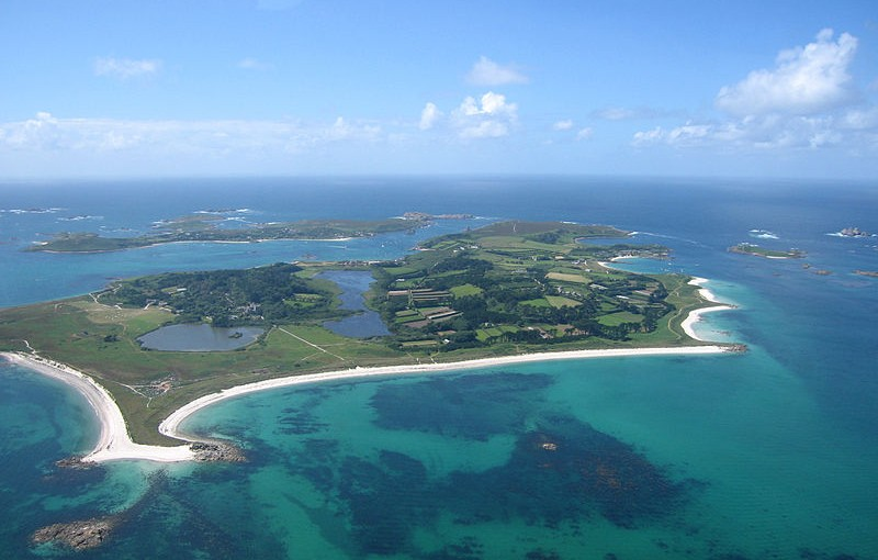 Scilly (île de Tresco)