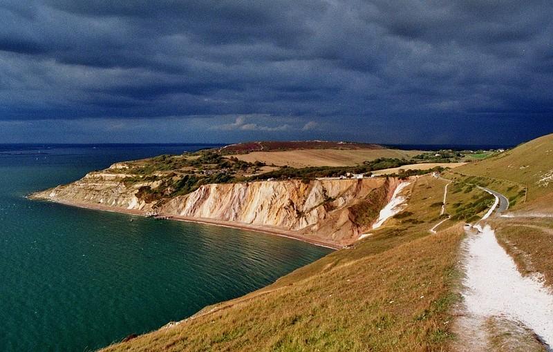 Le Solent et l'ile de Wight