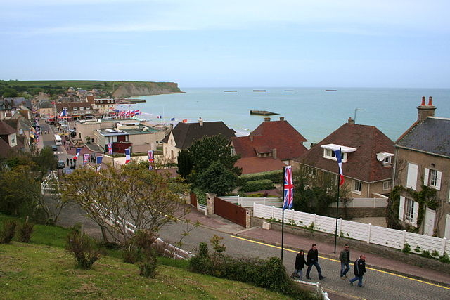 Hauteurs d'Arromanches
