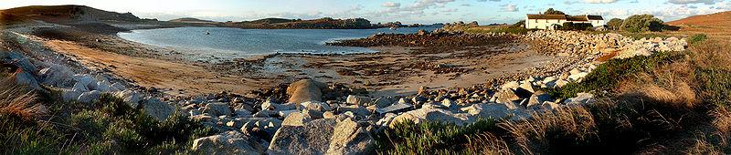 îles de Bryher