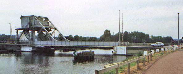 Old Pegasus Bridge