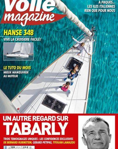 TML Voile dans le numéro de juillet de Voile magazine